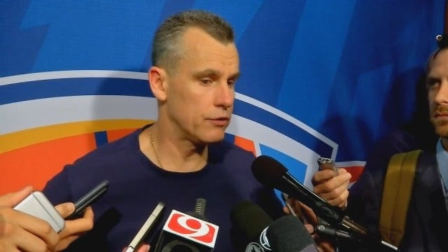 Billy Donovan Clippers Postgame