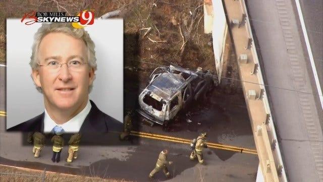 WEB EXTRA: 911 Calls Made After Crash Involving Aubrey McClendon