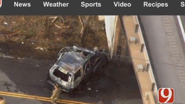 WEB EXTRA: Aubrey McClendon Confirmed Dead In NE OKC Crash