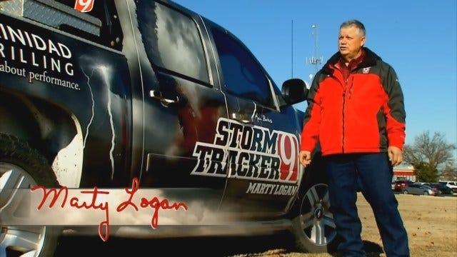 News 9 Stormtracker Marty Logan