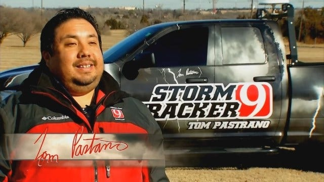 News 9 Stormtracker Tom Pastrano