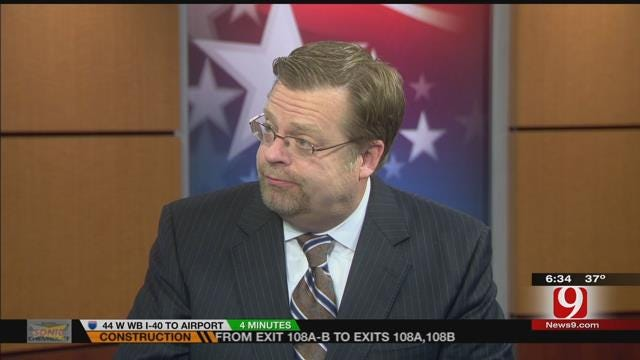 Political Analyst Scott Mitchell Speaks To Justin Dougherty About Super Tuesday In OK