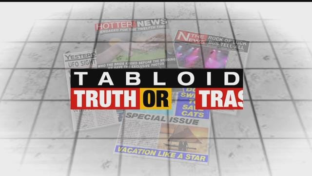 Tabloid Truth or Trash For Tuesday, March 1