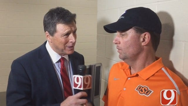 Catching Up With Mike Gundy