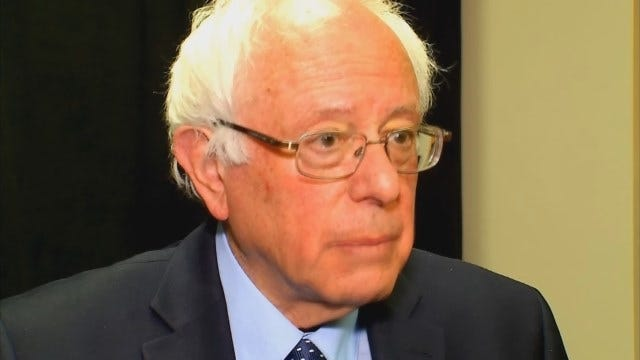 WEB EXTRA: One On One Interview With Bernie Sanders