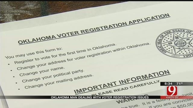 State Law Allows Inactive Voters To Be Deleted From Database