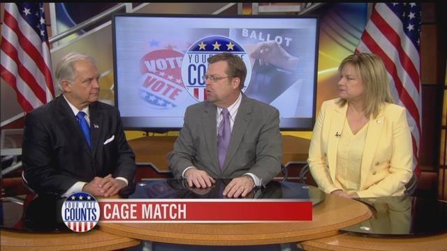 Your Vote Counts: Capitol, Erin Brockovich, Campaign