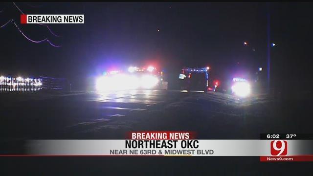 One Person Dead Following House Fire In NE OKC