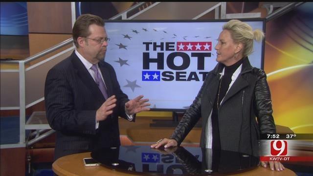 Hot Seat: Erin Brockovich