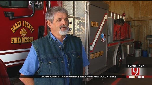 Grady County Fire Gear Restored By Texas Company