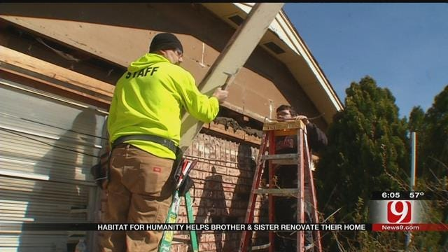 Critical Home Repair Program Restores Home For Metro Disabled Siblings