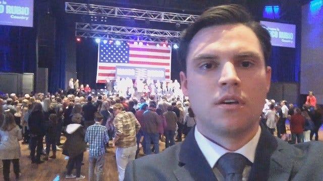 Macro Rubio Rally Set To Start In OKC