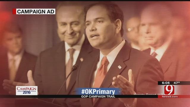 Republican Presidential Candidates En Route To Oklahoma This Weekend