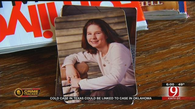 Texas Cold Case Could Be Linked To Case In Oklahoma