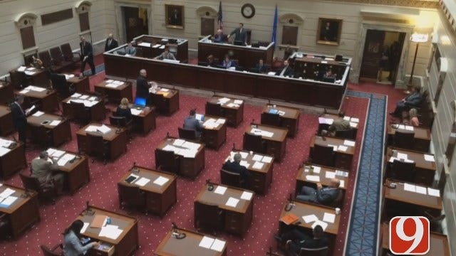 Democrats Say Republicans Refuse To Hear Their Bills