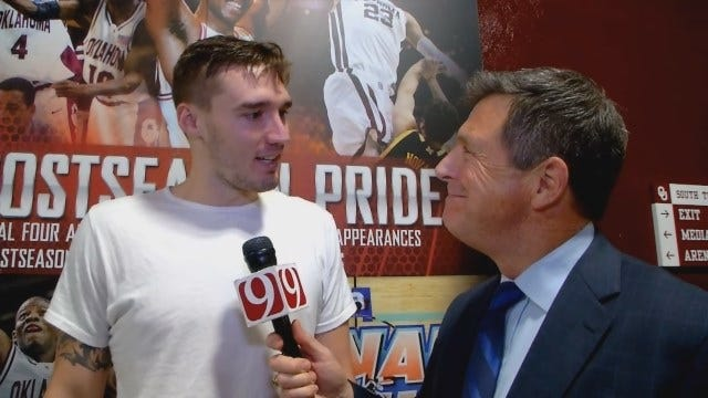 Dean Goes 1-on-1 With Bedlam Star Ryan Spangler
