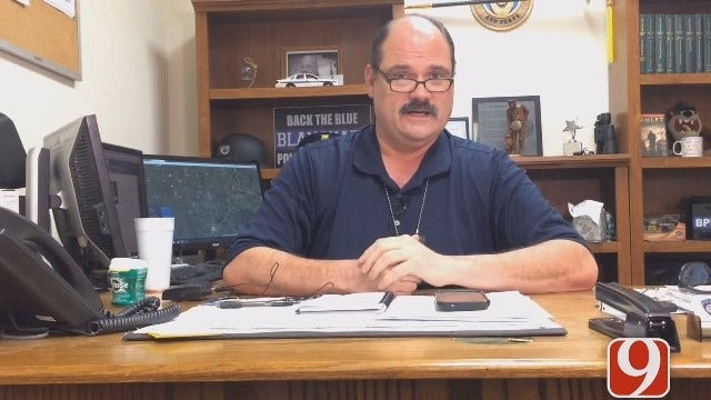 Blanchard Police Chief Says Police Impersonator Stopped 3 Women