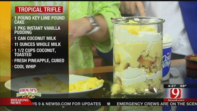 Oops! Tropical Trifle