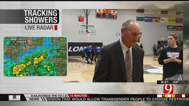 Oklahoma Christian Men's Basketball Coach Reflects On Career