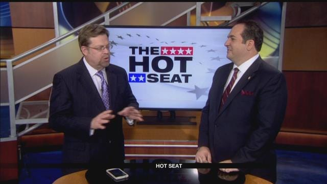 Hot Seat: Senator Loveless