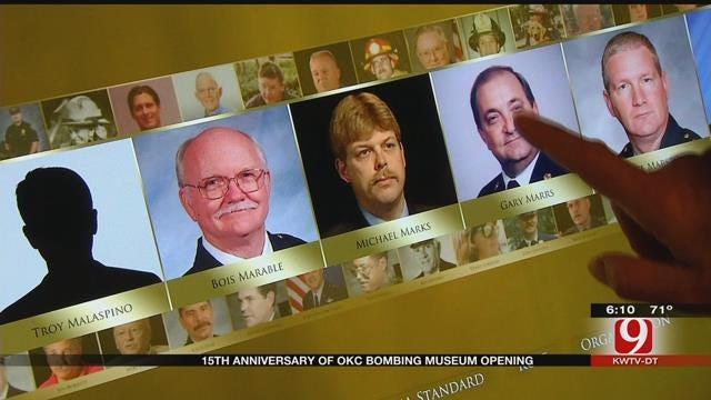15th Anniversary Of OKC National Memorial Museum Reveals New Items