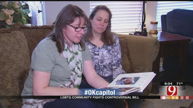 LGBTQ Community Fights Controversial Bill In Oklahoma