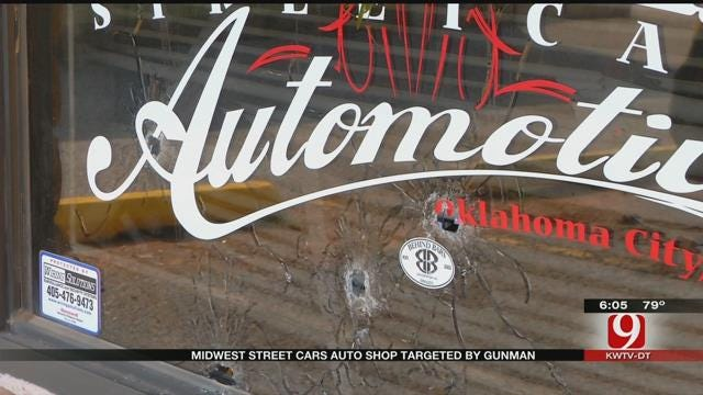 'Street Outlaws' On Edge After Shooting At Auto Shop