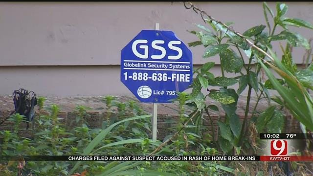 Neighbors Concerned After Series Of Bold Break-Ins