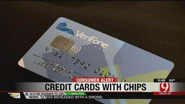 5 Things To Know About New Chip-Enabled Credit Cards