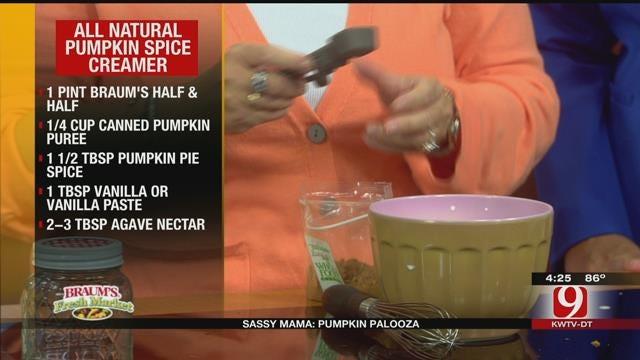All Natural Pumpkin Spice Creamer
