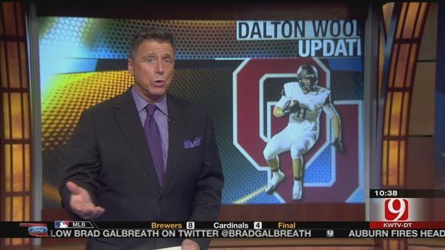 Dalton Wood To Rejoin Sooners