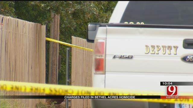 Bethel Acres Man Charged In Shooting Death