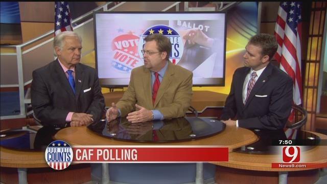 Your Vote Counts: Senator Loveless, President Boren