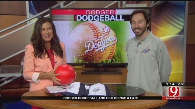 Oklahoma City Dodgers To Host Dodgeball Tournament
