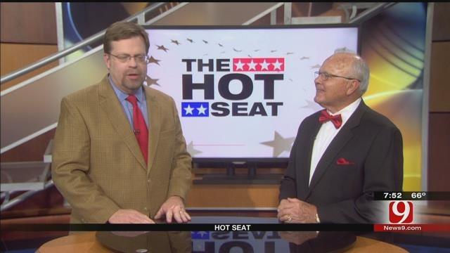 Hot Seat: Representative Bobby Cleveland