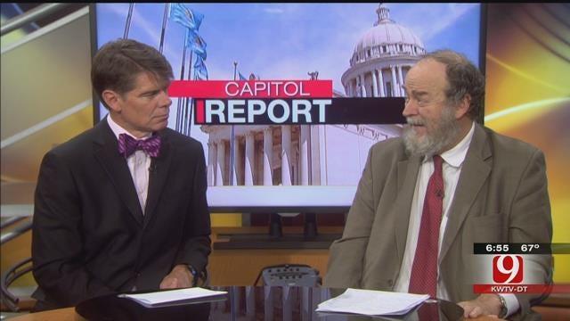 Capitol Report: Glossip Case Controversy