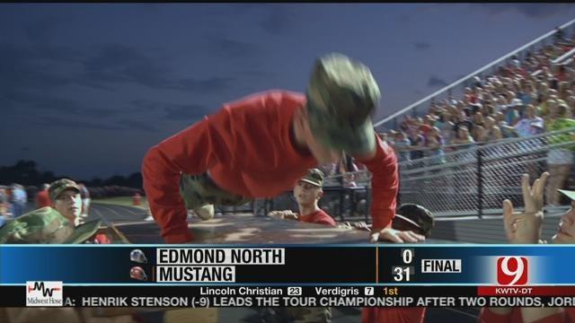 Mustang vs. Edmond North