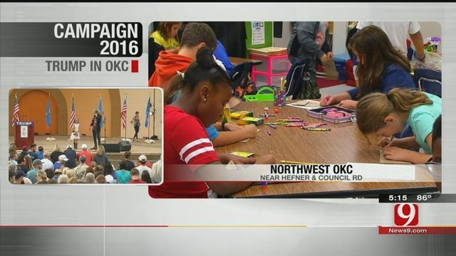 Students Make 'Survival Kits' For Metro Police Officers