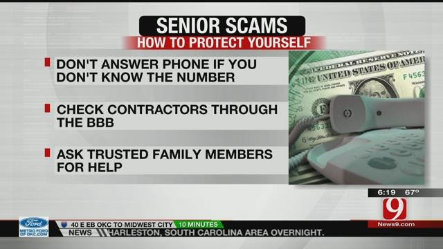 Tips For Seniors To Protect Themselves From Scam Artists