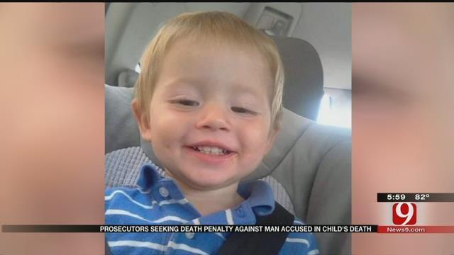Prosecutors Seek Death Penalty Against Bethany Man Accused In Toddler's Death