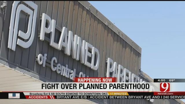 Sen. Lankford Hopes Pope Will Discuss Planned Parenthood Funding