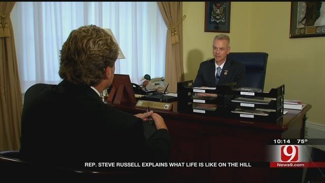 Freshman Congressman Honored To Serve Oklahoma On Capitol Hill
