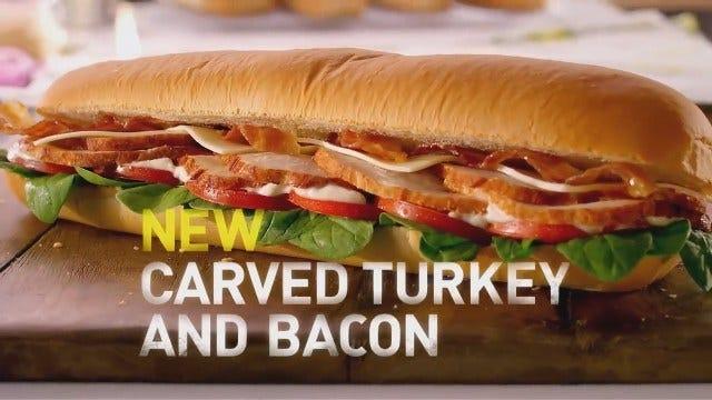 Subway: New Premium Turkey