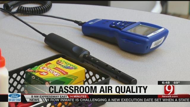 OK Study Shows Direct Correlation Between Fresh Air, Test Scores