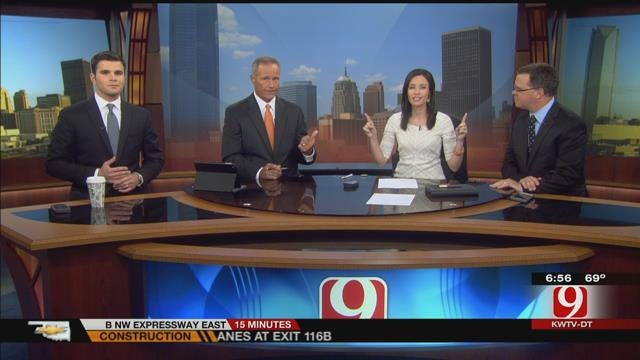News 9 This Morning Team Sings 'Happy Birthday' On Air For First Time