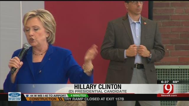Hilary Clinton Says She Opposes Keystone XL Pipeline Project