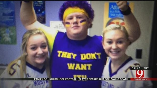 Brother Of Wesleyan Christian School Football Player Speaks Out