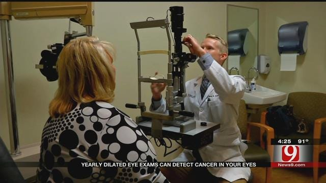 Medical Minute: Eye Exams