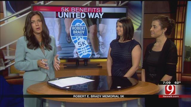 5th Annual Robert E. Brady Memorial 5K Benefits United Way
