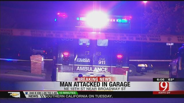 Police Seek 2 Suspects Who Stabbed Man In His Garage In Moore